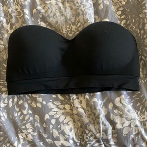 Push-Up Seamless Bandeau Bra